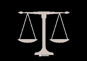 Balnce de la justice - illustration Laurence Dubreuil 2017