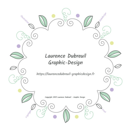 Laurence Dubreuil - Graphic Design